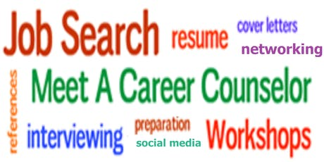 On-Line Job Search and Research  tickets