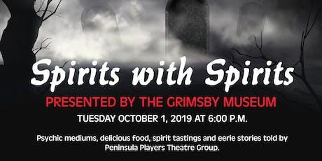 Spirits with Spirits tickets
