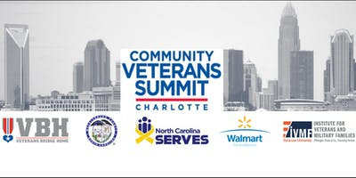 2019 COMMUNITY VETERANS SUMMIT:  Featuring NCServes a Public/Private Partnership Impact Review