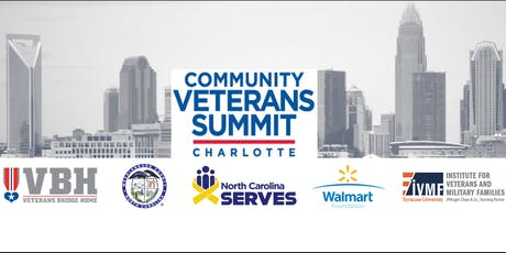 2019 COMMUNITY VETERANS SUMMIT:  Featuring NCServes a Public/Private Partnership Impact Review tickets