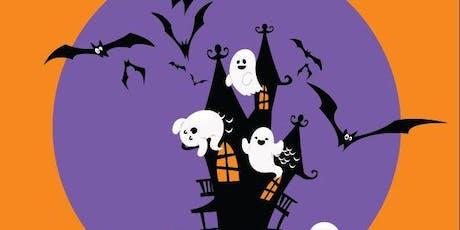 Kids Club Spooky Soiree tickets