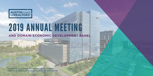 2019 ABoR Annual Meeting & Domain Economic Development Panel