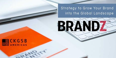 Strategy to Grow Your Brand into the Global Landscape tickets