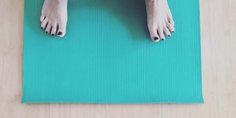 Ashtanga yoga class for all yoga levels and lovers biglietti