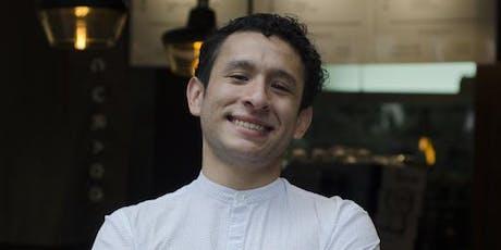 Descubriendo el lenguaje del café por Julian Rivera de Polvora Café boletos