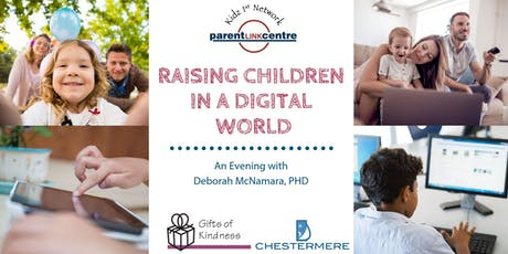 Raising Children in a Digital World tickets