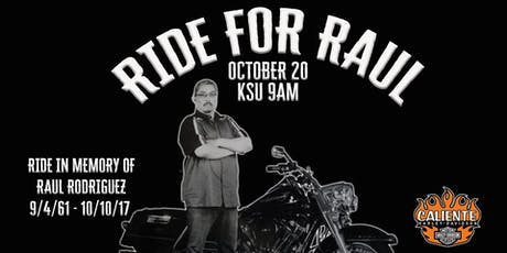 Ride For Raul tickets