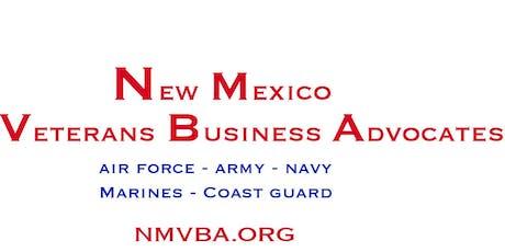 Veterans Business Networking - NOV 20, 2020 tickets