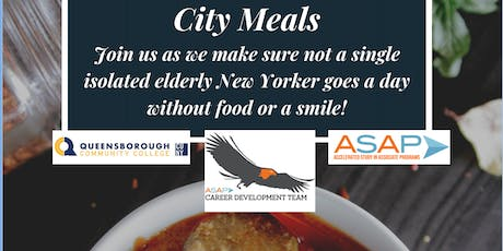 CITY MEALS ON WHEELS tickets
