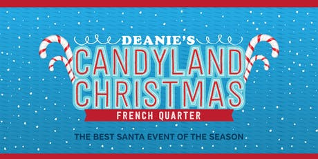 Candyland Christmas Show & Breakfast with Santa tickets