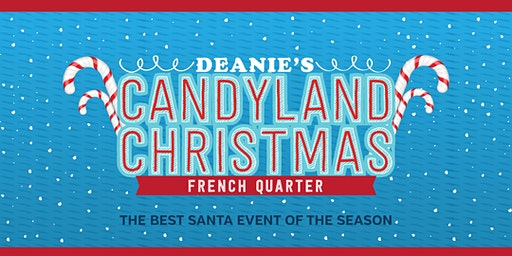 Candyland Christmas Show & Breakfast with Santa