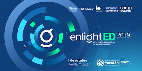 enlightED México 2019 - Mérida, Yuc. entradas