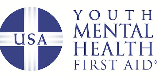 Mental Health First Aid for Adults Working with Youth (YMHFA)