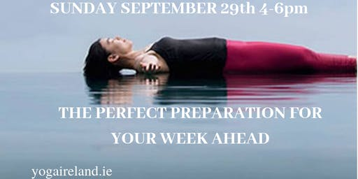 Fall into Relaxation with Yoga Nidra