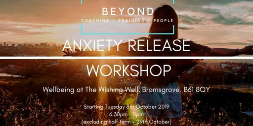 Anxiety Release Workshop