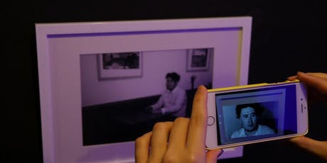 GROUNDWERK 5.6 // Augmented Reality: From Stills to Moving Image tickets