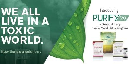 Purify 2.0 - Eliminate toxins, restore gut health & regain energy!