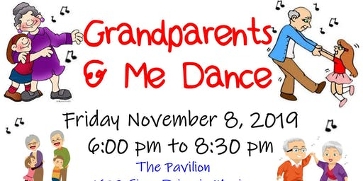 2019 Grandparents & Me Dance