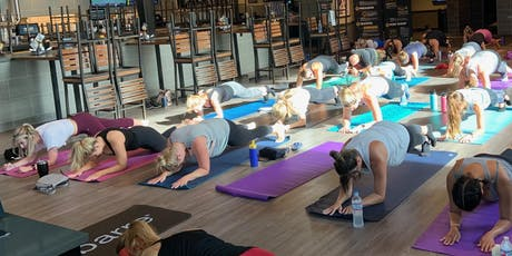 FREE Pure Barre Indoor Pop-Up at Alamo Drafthouse tickets