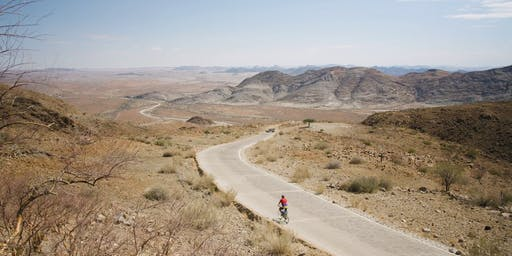 Film Night: Cycling Cairo to Cape Town on the Tour d'Afrique