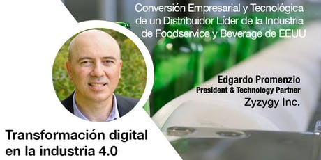 Transformación Digital en la Industria 4.0 entradas