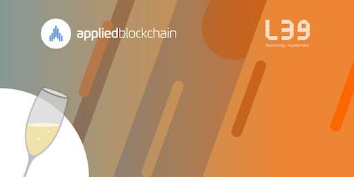 Applied Blockchain Zero-Knowledge Proofs Drinks Reception