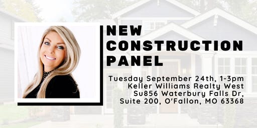 New Construction Panel