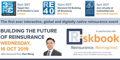Riskbook: Building The Future of Reinsurance