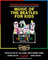 The Rock and Roll Playhouse Plays The Music of The Beatles for Kids