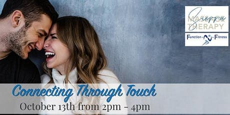 Connecting Through Touch: Couples Massage Workshop tickets