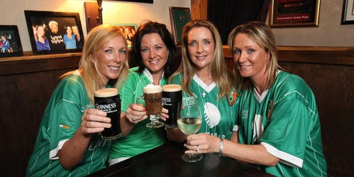 World Cup Rugby Ireland v Scotland 12:30 & England v Tonga 2:30