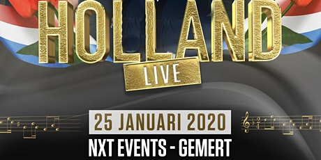 Holland Live tickets