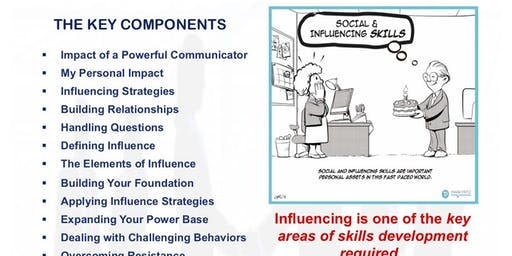 The Power of Influencing Workshop