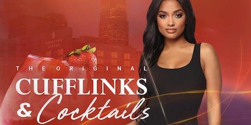 Cufflinks & Cocktails