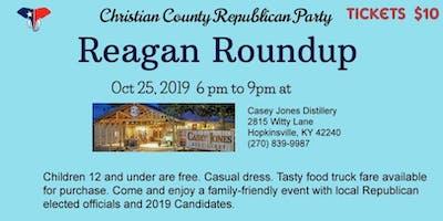 Reagan Roundup
