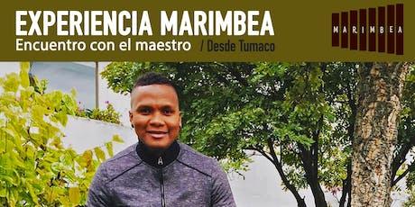 Fiesta de Cierre Marimbea con el maestro Juan Carlos Mindinero - Tumaco boletos