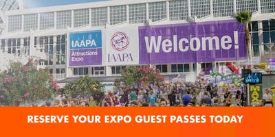 IAAPA Expo 2019 Guest Passes