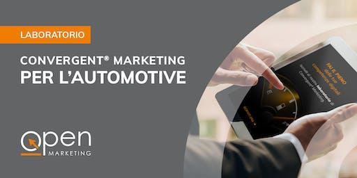 Convergent® Marketing PER L'AUTOMOTIVE