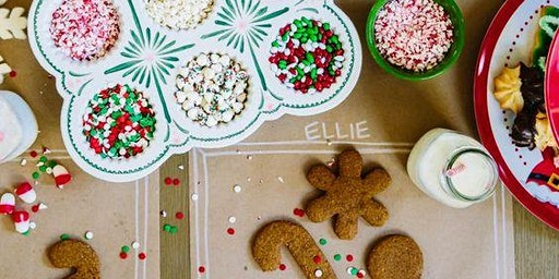 Christmas Cookie Decorating Workshop for Adults