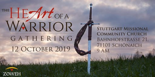 The Heart of a Warrior Gathering: Germany