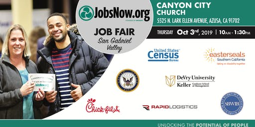 San Gabriel Valley Job Fair