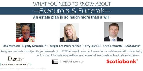 What you need to know about Executors and Funerals tickets