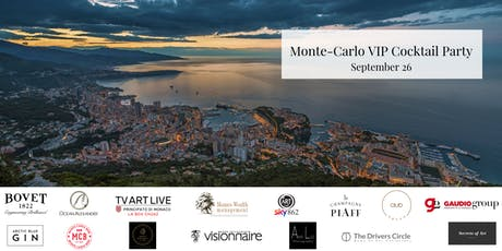 Monte-Carlo Yacht Show Cocktail Party tickets