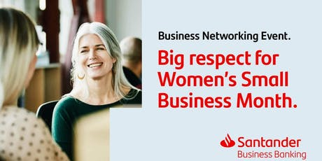 Business Networking Event / Santander Bank tickets