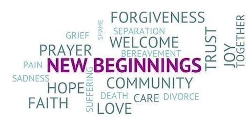 New Beginnings Seminar - Nutrition: Healing for Grieving