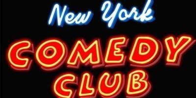 New York Comedy Club Show! FREE Tickets!