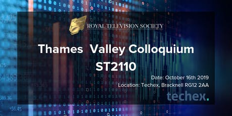 Thames Valley Colloquium - ST2110 tickets