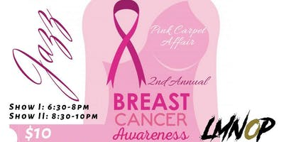 October Breast Cancer Awareness Jazz Night @ Cornbread-Maplewood (Show 1: 6:30PM- 8PM)
