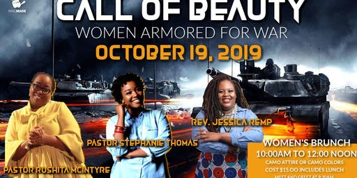 Call of Beauty Women Armored for War