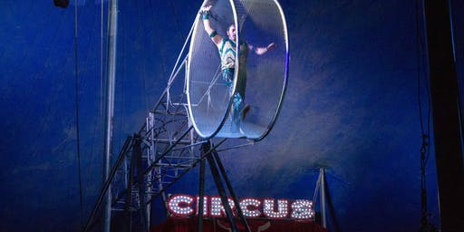 THE GREAT BENJAMINS CIRCUS - SCHENECTADY, NY